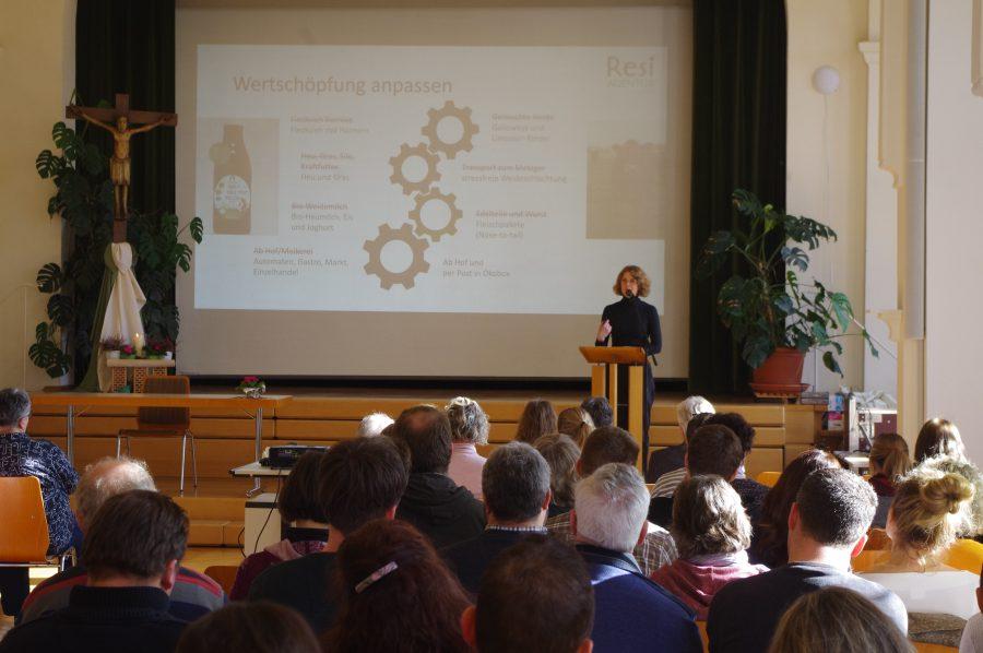 Ideen entwickeln, Trends setzen – Vortrag in BaWü